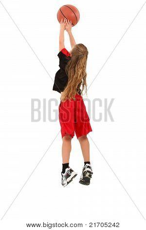 photo of girls playing basketball № 17644
