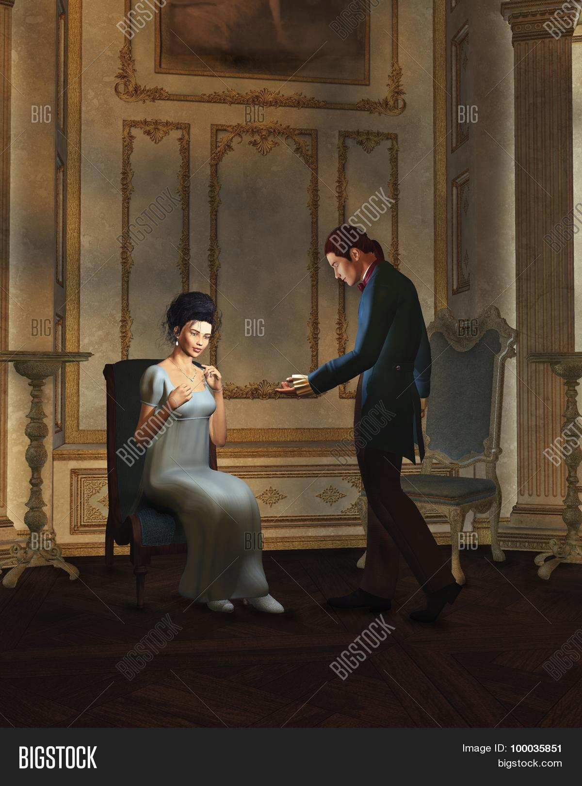 18th,19th,3d,attractive,ballroom,black,blue,candlelight,candlelit,century,chair,character,clothes,clothing,coat,colonial,couple,dark,digital,dress,earrings,female,frock,hair,historical,history,illustration,male,man,napoleonic,necklace,neo-classic,neo-classical,neoclassic,neoclassical,period,pretty,reconstruction,regency,render,shadows,shoes,sitting,slim,style,theme,velvet,woman