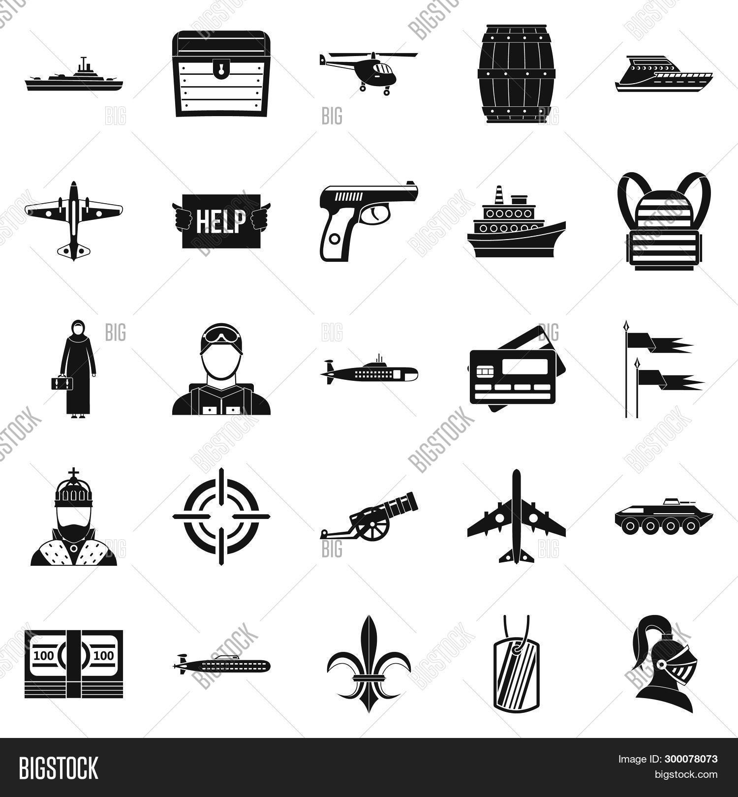 air,airbase,aircraft,airplane,airport,army,attack,aviation,base,battle,black,bomb,bullet,city,combat,combatant,conflict,equipment,explosion,fight,figure,force,grenade,gun,helicopter,icons,illustration,isolated,man,military,navy,parachute,people,plane,rocket,set,simple,soldier,stick,tank,target,technology,terrorism,vehicles,war,wartime,weapon,wire,world