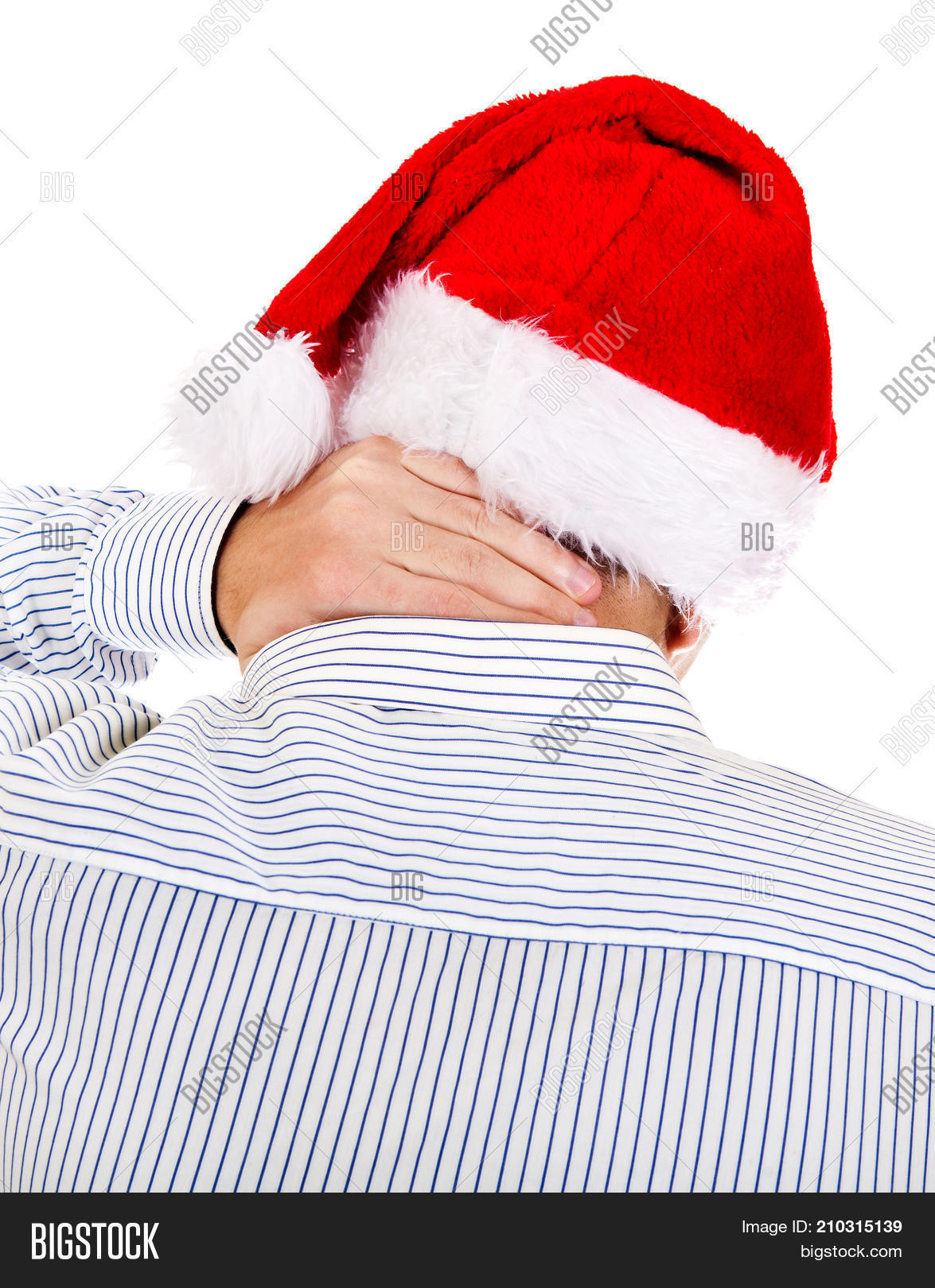 ache,back,cap,caucasian,cervical,christmas,closeup,diseased,guy,hat,head,hold,holding,holiday,hurt,ill,illness,indoor,injury,isolated,jugular,lad,male,man,neck,neckache,noel,occipital,one,orthopedic,osteochondrosis,overwork,pain,painful,problem,rear,santa,sickness,single,stand,suffer,teenager,tired,trouble,vertebra,view,xmas,young,youth