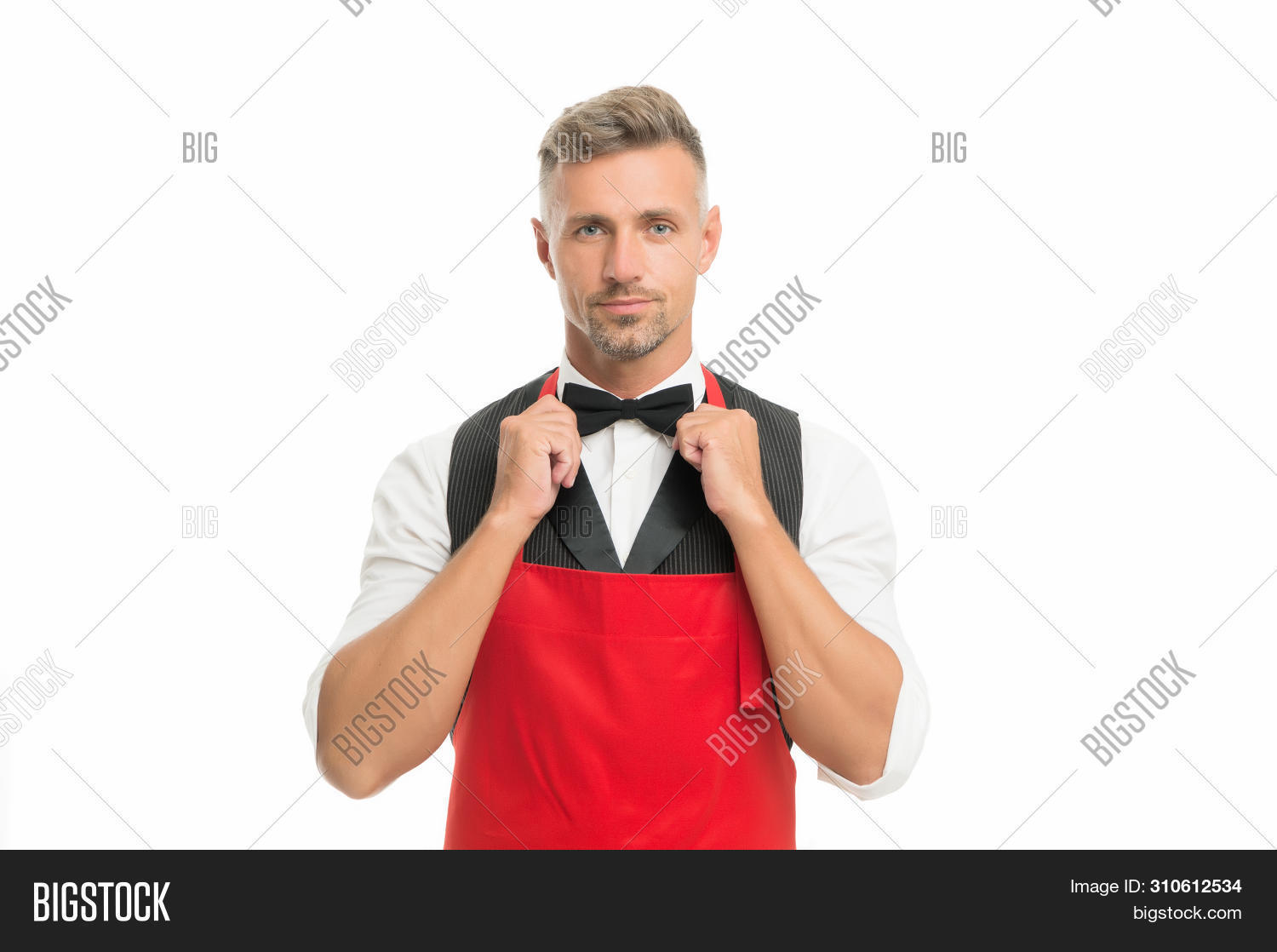 apron,background,barber,beard,bearded,cafe,can,chef,concept,confident,cook,dinner,elegant,expert,food,groomed,help,helpful,hipster,kitchen,lunch,man,mature,occupation,professional,ready,red,restaurant,servant,serve,service,staff,stand,to,uniform,waiter,welcome,well,white,work,worker,you