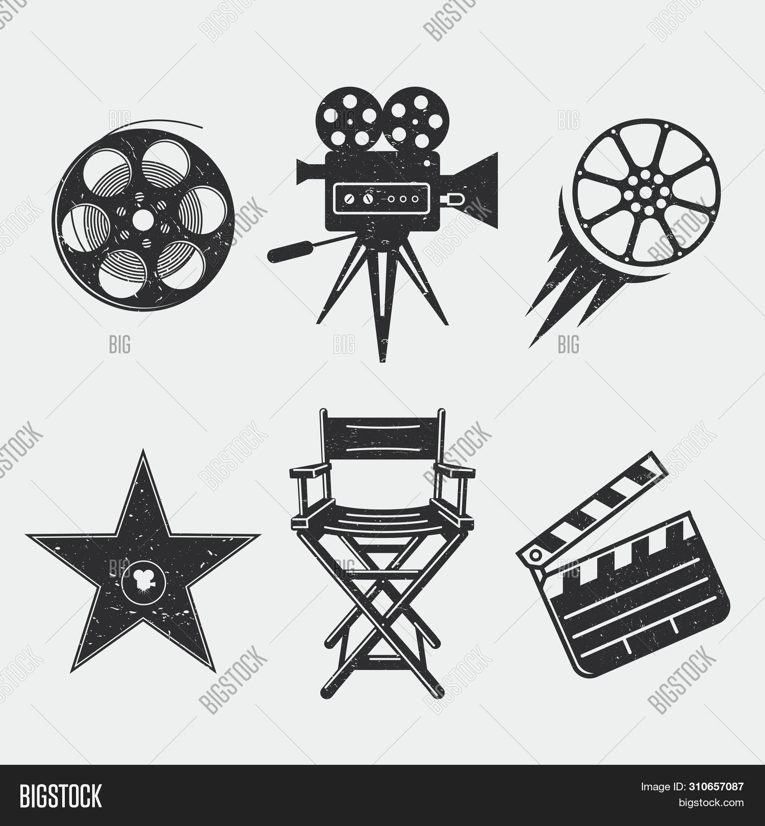 armchair,camera,chair,cine-film,cinema,clapper,corporate,design,director,emblem,entertainment,film,filmstrip,glitch,icon,illustration,isolated,label,logo,logotype,master,movie,multimedia,object,old,poster,production,projector,reel,retro,scratches,shabby,shooting,sign,silhouette,star,stereo,style,symbol,typography,vector,video,vintage