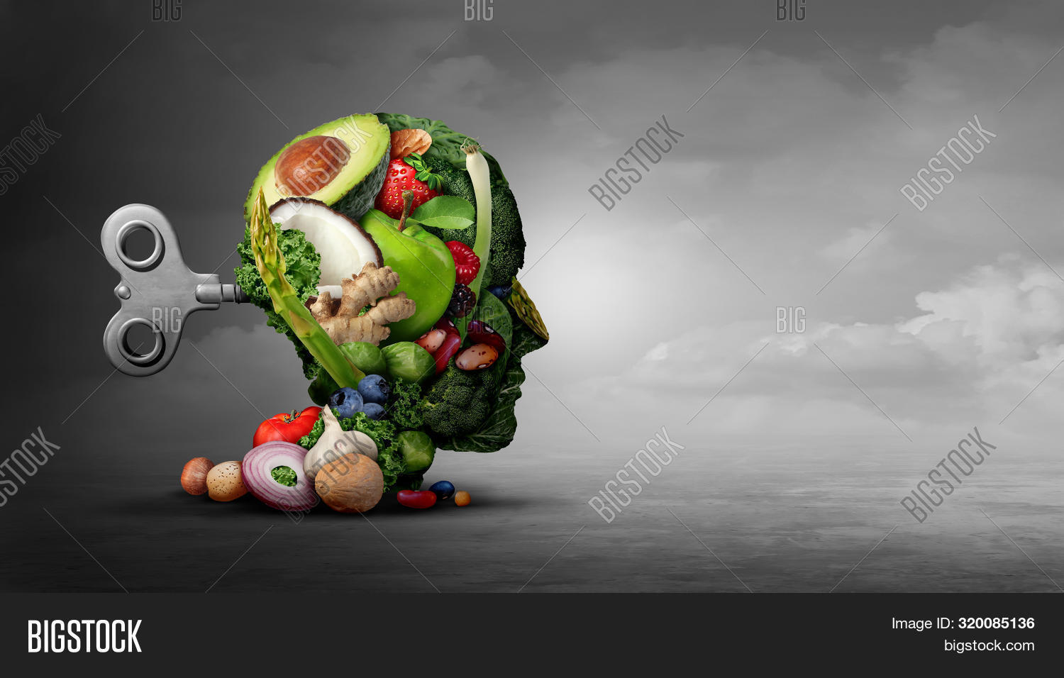 3D,addiction,cognition,cognitive,concept,depression,diabetes,diet,effects,elements,food,functioning,health,illustration,key,lifestyle,medicinal,medicine,mental,natural,obesity,psychiatric,psychiatry,psychosis,therapeutic,thinking,vegan,vegetarian,vegetarianism,veggies