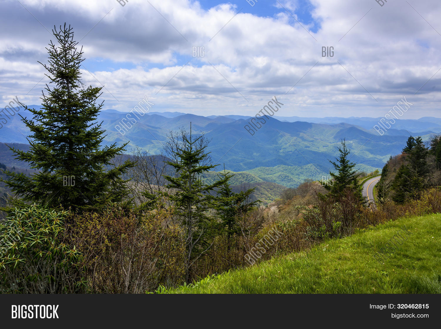 balsam,blue,carolina,clouds,color,colorful,country,countryside,drive,forest,fur,grass,green,landscape,mountain,natural,nature,nc,north,outdoors,overlook,parkway,ridge,road,rural,scene,scenery,scenic,sky,smoky,spruce,sunny,tourism,travel,tree,view,western,wilderness,winding,wnc