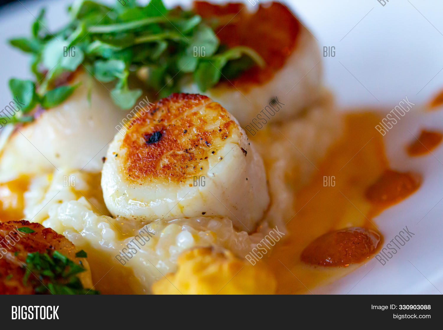 appetizing,brown,closeup,cook,cooked,cookery,cooking,delicious,dinner,dish,eat,eating,england,fish,food,fresh,fried,garnish,garnished,gourmet,greens,grilled,herb,horizontal,hot,lunch,meal,new,ocean,orange,pan,plate,portion,prepared,reduction,sauce,sauteed,scallop,scorching,sea,seafood,seared,shell,shellfish,starter,taste,tasty,usa,white,yellow