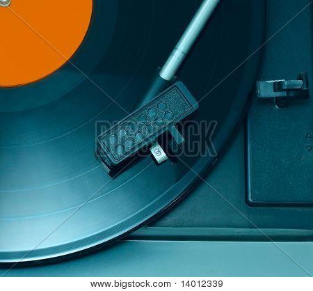 Catalogue d 39 images et photos par th matique imprimer en ligne decopho - Lecteur vinyle retro ...
