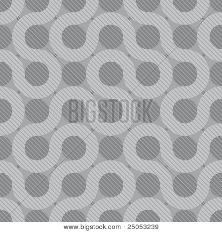 abstract gray flow background (tileable pattern) stock photo