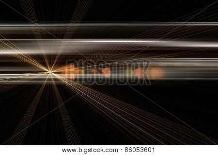 Futuristic technology abstract stripe background design with light stock photo