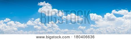 The vast blue sky and clouds sky. blue sky background with tiny clouds. blue sky panorama. blue sky beautiful. blue sky and cloud wallpaper. blue sky and cloud nature. clear sky and white cloud.