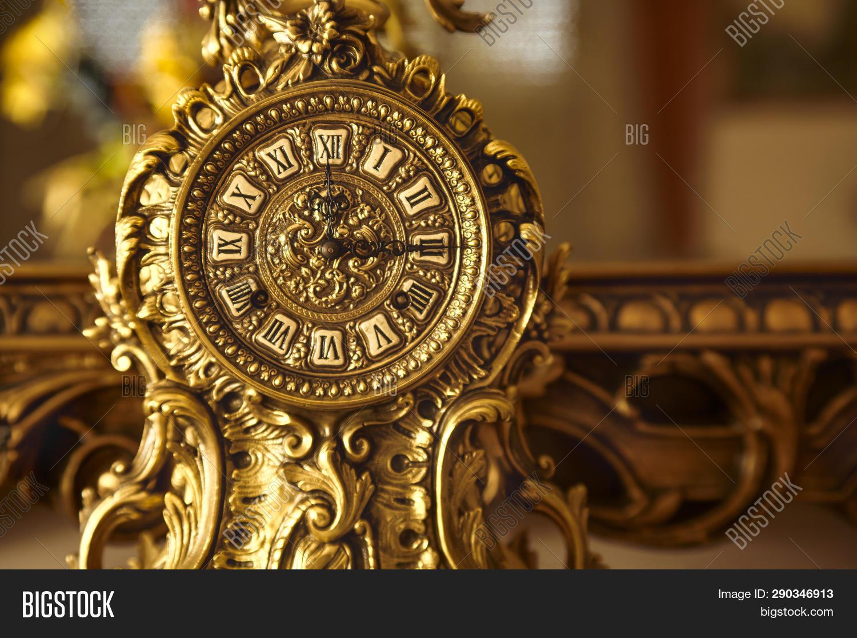 Baroque Clock #2