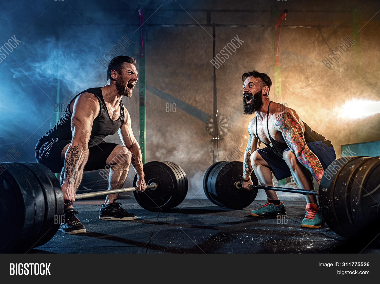 activity,adult,athlete,athletic,back,bar,body,bodybuilder,bodybuilding,caucasian,challenge,deadlift,determination,effort,energy,equipment,exercise,fitness,friends,gym,gymnastic,handsome,healthy,heavy,instructor,lifestyle,lift,male,man,men,motivation,muscle,muscular,outdoor,people,person,power,smoke,sport,sportsman,sportswear,strength,strong,tattoo,training,two,workout,young