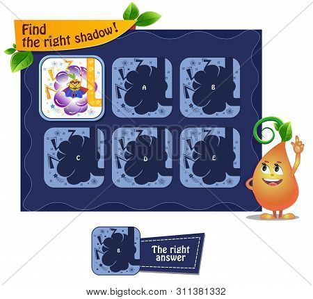 Fruit Super Find Right Shadow