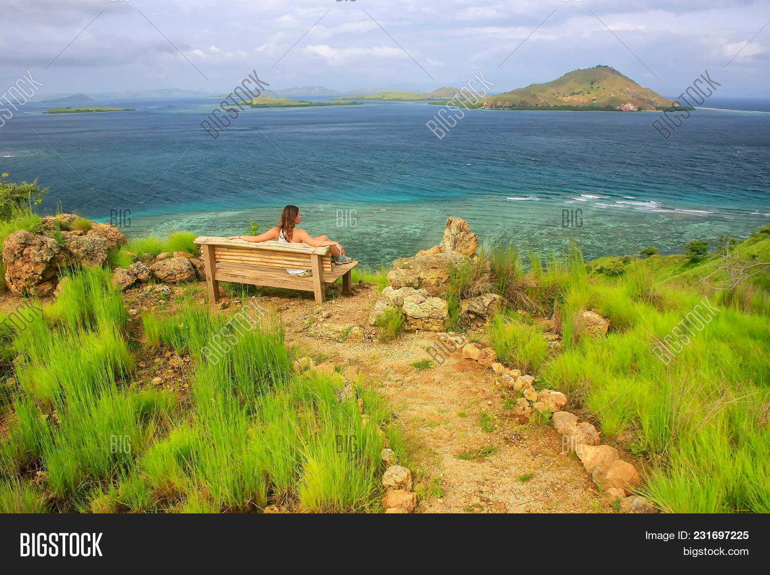archipelago,asia,asian,bench,coast,coastline,destination,flores,girl,hiking,indonesia,indonesian,island,kanawa,komodo,landmark,landscape,lesser,national,nature,nusa,ocean,oceania,outdoor,overlook,pacific,panorama,paradise,park,path,person,relaxing,resort,scenic,sea,shore,sitting,southeast,sunda,tenggara,tourism,trail,travel,tropical,tropics,view,viewpoint,woman,wooden,young