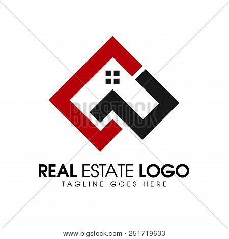 abstract CP letter concept, industrial and business vector design illustration, logotype, abstract housing logo design, template logo stock photo
