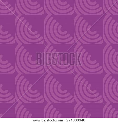 Trendy seamless pattern designs. Squiggles. Vector geometric background. Bright colors and simple shapes. Mosaic texture. Can be used for wallpaper, textile, invitation card, wrapping, web page background. stock photo