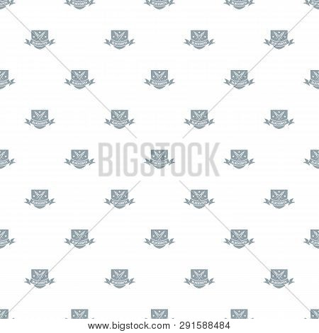 Ironwork pattern seamless repeat for any web design stock photo