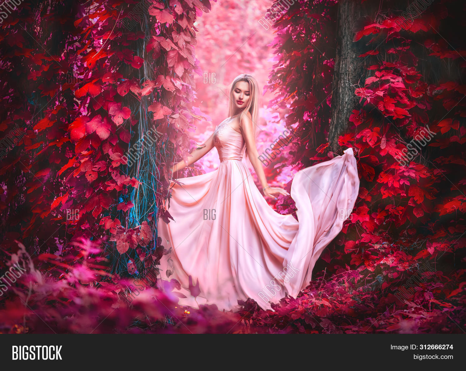 autumn,beautiful,beauty,blonde,bridal,bride,chiffon,cloth,color,dancing,dress,elegant,fairy,fantasy,fashion,flowing,fluttering,flying,forest,full length,garden,girl,glamour,gown,hair,holiday,lady,long,lush,magic,make-up,marriage,model,nature,outdoors,park,pink,princess,purple,red,romantic,satin,sexy,silk,tree,trees,wedding,white,woman,young
