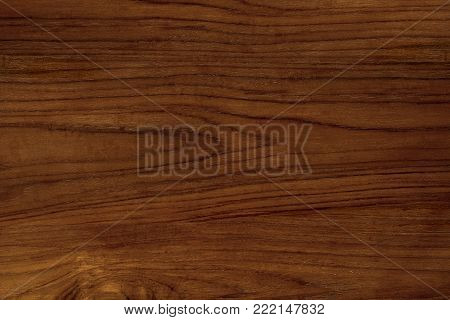 Wood texture with natural wood pattern for design and decoration  /  Wood texture. Surface of teak wood background for design and decoration
