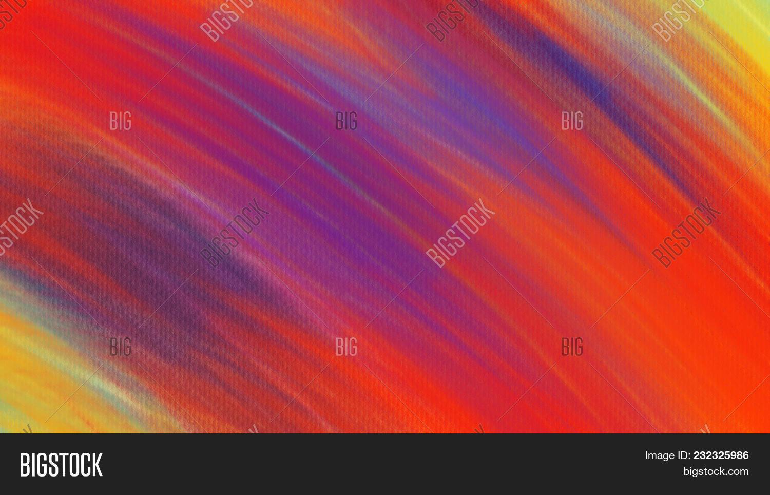 Colorful Abstract Oil Painting On Canvas Background Wallpaper Art Design Color Texture For Cover 232325986 Image Stock Photo