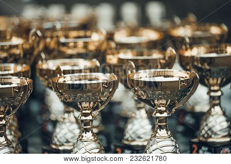 Group Of The Golden Trophy Championship Awards