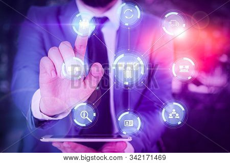 Word writing text We Need You. Business concept for to fulfill the needs of the assignment duty or obligation Picture photo system network scheme modern technology smart device. stock photo