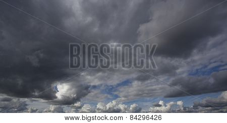 clouds panorama