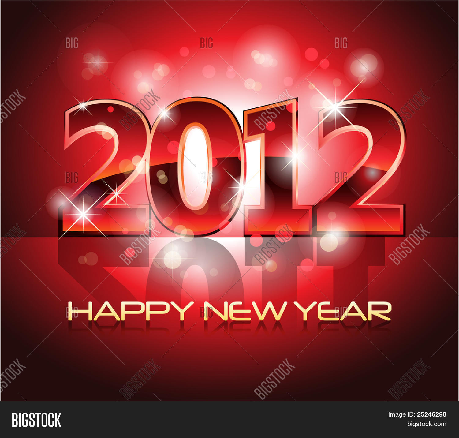 2012 year,background,banner,bright,card,christmas,decoration,decorative,eve,flash,greeting,happy,happy new year,holiday,illustration,invitation,lights,new,new year,new year background,new year party,new years,new years eve,new years eve party,party,red,year