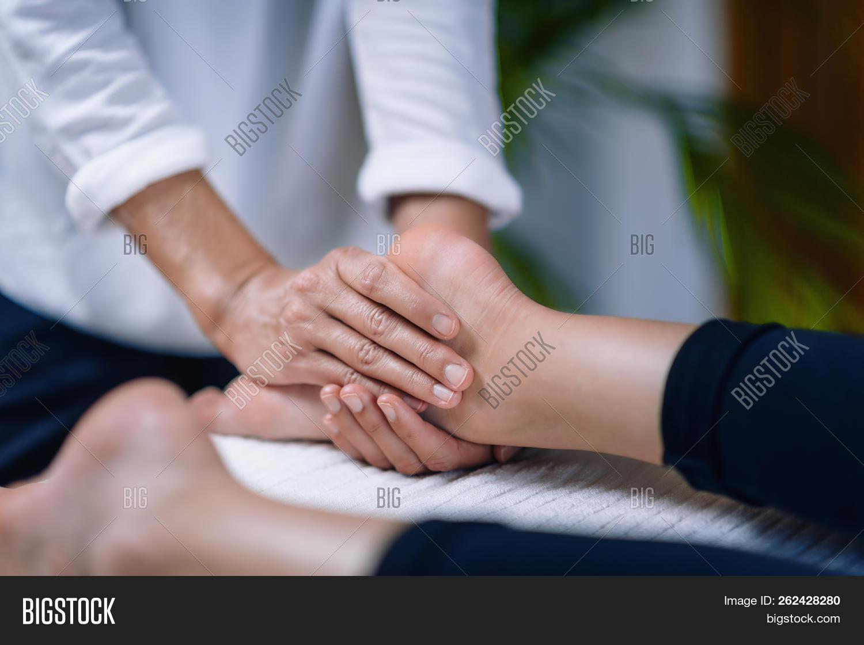 Reiki Foot Massage