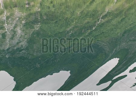 Natural landscape of Norway Scandinavia Northern Europe stock photo