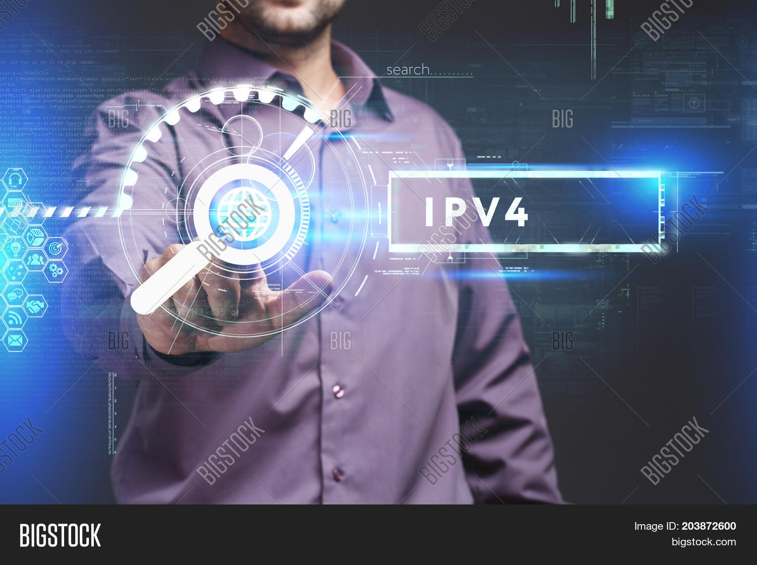 IPv4,accessibility,browsing,business,businessman,button,choosing,click,communication,concept,connection,data,design,device,digital,display,gadget,hand,icon,information,internet,iot,link,male,modern,navigation,network,networking,new,online,pointing,professional,push,screen,search,selecting,smart,software,tech,technology,web,website,wireless