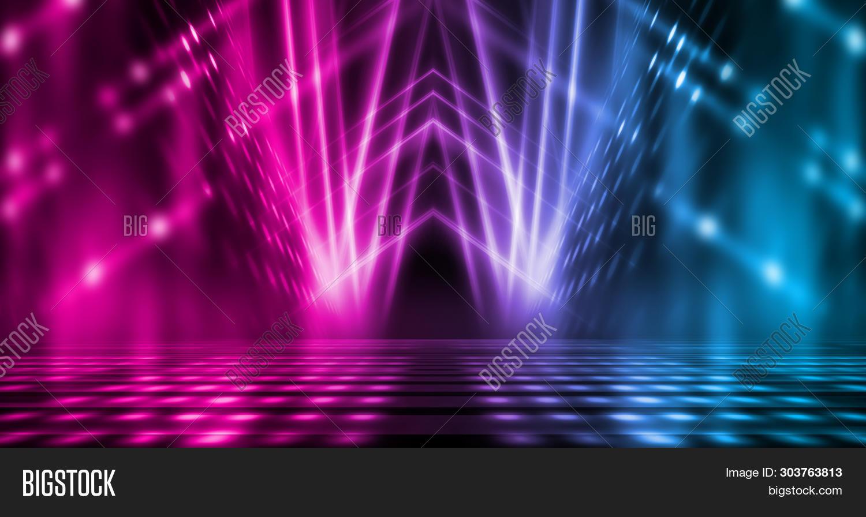 3d,abstract,asphalt,background,basement,blue,bright,club,concrete,corridor,dark,disco,effect,empty,energy,figure,flash,floor,fog,fractal,futuristic,glow,glowing,hall,horror,illuminated,illustration,lantern,light,neon,night,pavement,pink,purple,ray,reflection,road,room,scary,scene,shine,smog,smoke,space,square,street,strip,studio,theater,wall