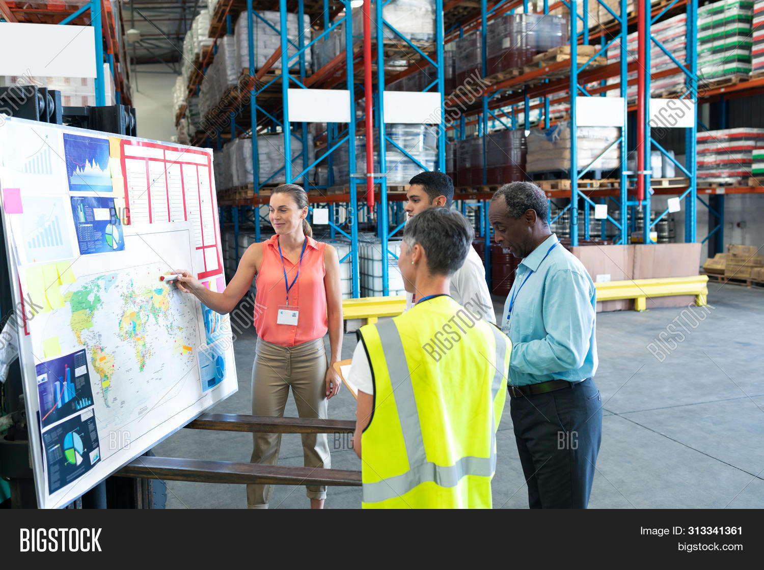 african ethnicity,black,business,caucasian,caucasian ethnicity,commercial,coworker,distribution,distribution warehouse,expertise,factory,female,freight,freight transportation,graph,industry,inventory,logistics,male,man,management,manager,map,mature adult,mature men,mature women,mid adult,mid adult women,mixed-race,mixed-race person,occupation,packaging,pallet rack,professional,progress,shipping,skill,staff,statistics,stock,storage,storehouse,supervisor,supply,warehouse,woman,workplace,young adult,young men