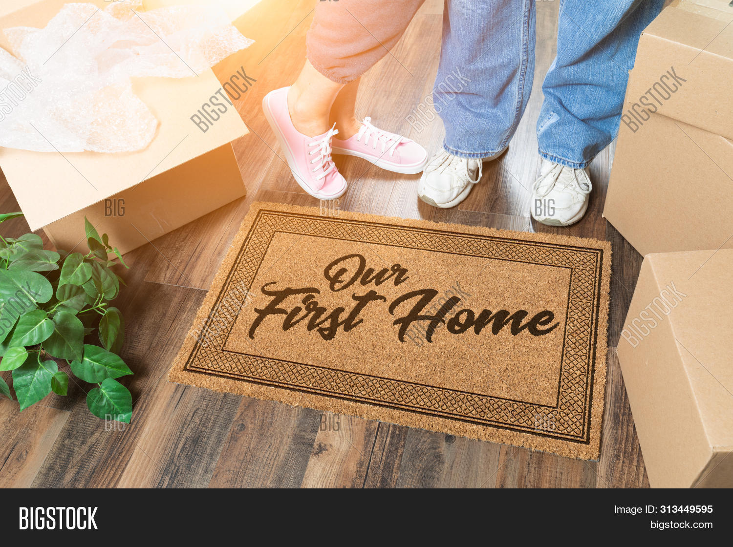 boxes,brown,couple,door mat,doormat,estate,feet,female,first home,first house,first time buyer,floor,floor mat,greeting,home,house,lifestyle,male,man,married,mat,matt,moving,moving boxes,moving in,new,new home,new house,object,our first home,people,real,real estate,shoes,sign,standing,unpacking,welcome,welcome mat,woman,wood