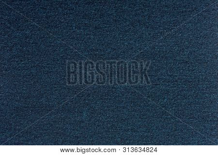 Blue paper, highly detailed textured background abstract. stock photo