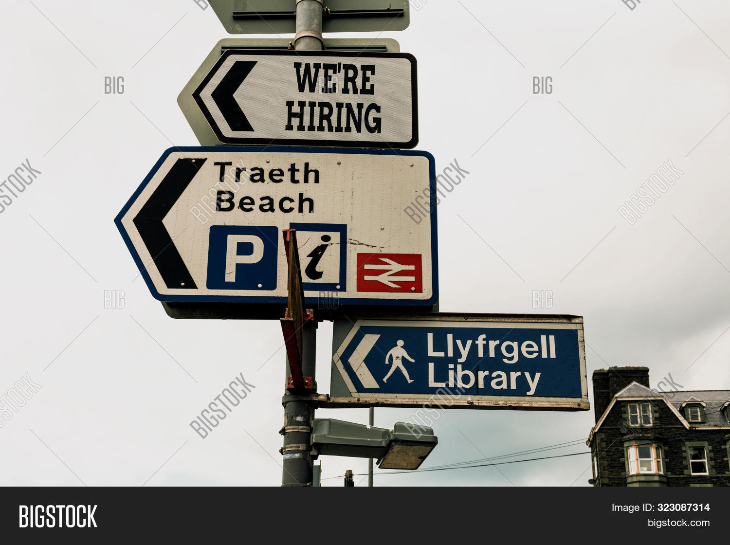 Conceptual Hand Writing Showing We Re Hiring. Business Photo Text Advertising Employment Workforce P