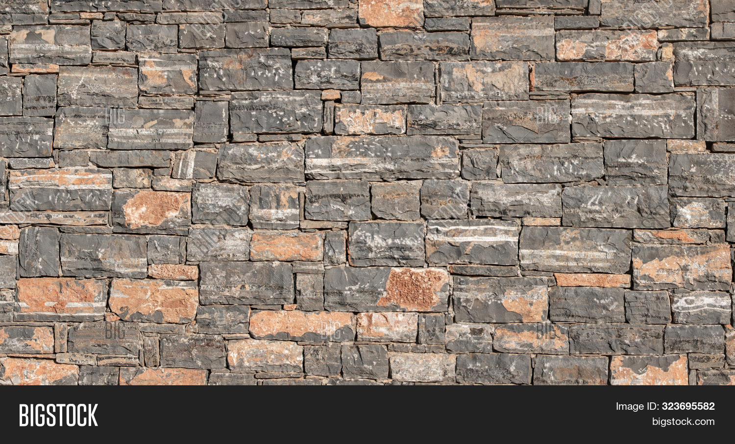 Hd Texture Of A Stone. Old Stone Wall Texture Background. Grey Stone Wall As A Background Or Texture