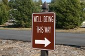 Wouldn't We All Like To Know The Way To Well-Being!