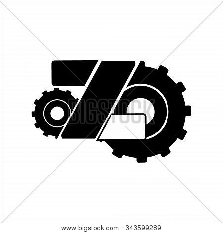 gear icon, vector icon. Gear icon on a white background. trendy and modern icons. symbol for graphic. design and web icons. gear collection. Eps 10. Flat gear vector icon. Simple gear icon. gear icon and the letter Z. design illustration. Gear icon for th stock photo