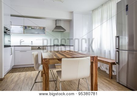 Modern Kitchen Interior Design Architecture Stock Image,Photo of Living room, Bathroom,Kitchen,Bed r