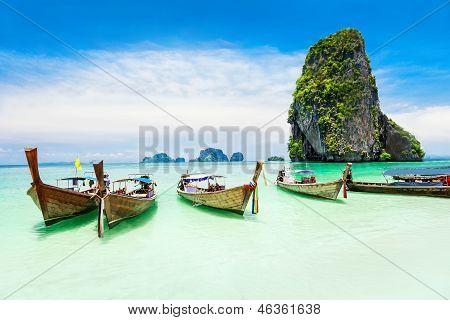 Longtale bateau
