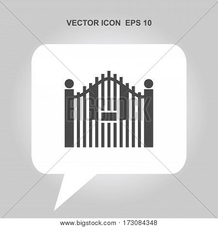 gate Icon, gate Icon Eps10, gate Icon Vector, gate Icon Eps, gate Icon Jpg, gate Icon Picture, gate Icon Flat, gate Icon App, gate Icon Web, gate Icon Art
