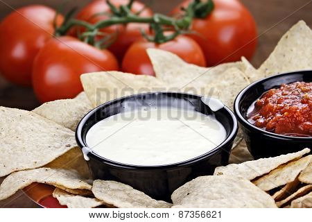 Queso Blanco White Cheese Sauce