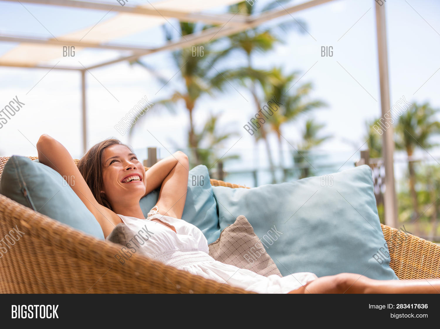 asian,beach,caribbean,chair,comfort,day,down,dream,dreaming,early,end,expat,furniture,getaway,girl,happy,hawaii,high,holiday,home,hotel,life,lifestyle,living,lounge,lounging,luxury,lying,outdoor,outside,paradise,patio,people,person,pillows,relax,relaxing,resort,retired,retirement,rich,room,sitting,sofa,summer,terrace,travel,vacation,weekend,woman