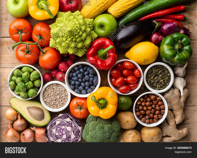 Nutrition,antioxidant,apple,avocado,background,berries,bio,broccoli,cabbage,care,ceeds,clean,concept,cooking,cucumber,diet,eating,eggplant,food,fresh,fruit,ginger,harvest,health,healthcare,healthy,ingredients,lemon,nutrients,nuts,onion,organic,paprika,potatoe,product,radish,raw,superfood,taste,tomato,vegan,vegetables,vegetarian,veggie,vegs,vitamins,wooden
