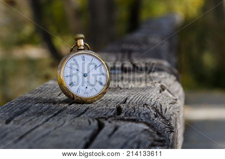 It is All About the Passage of Time