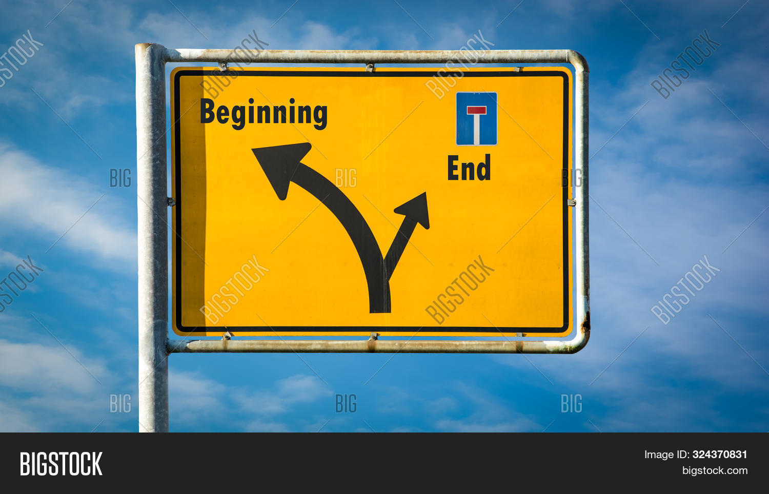 Life,beginning,catch,change,courage,direction,end,hope,joy,motto,move,new,old,out,past,perspective,purpose,road,shield,sign,step,versus,vs,way