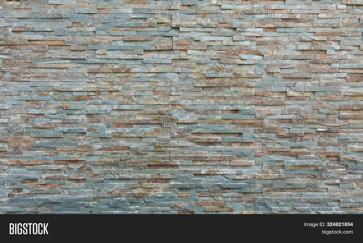 Granite tiles natural stone wall background
