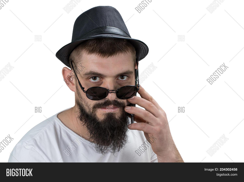 Beard Set #Black /& Brown Fancy Dress Accessorie Adult Tash