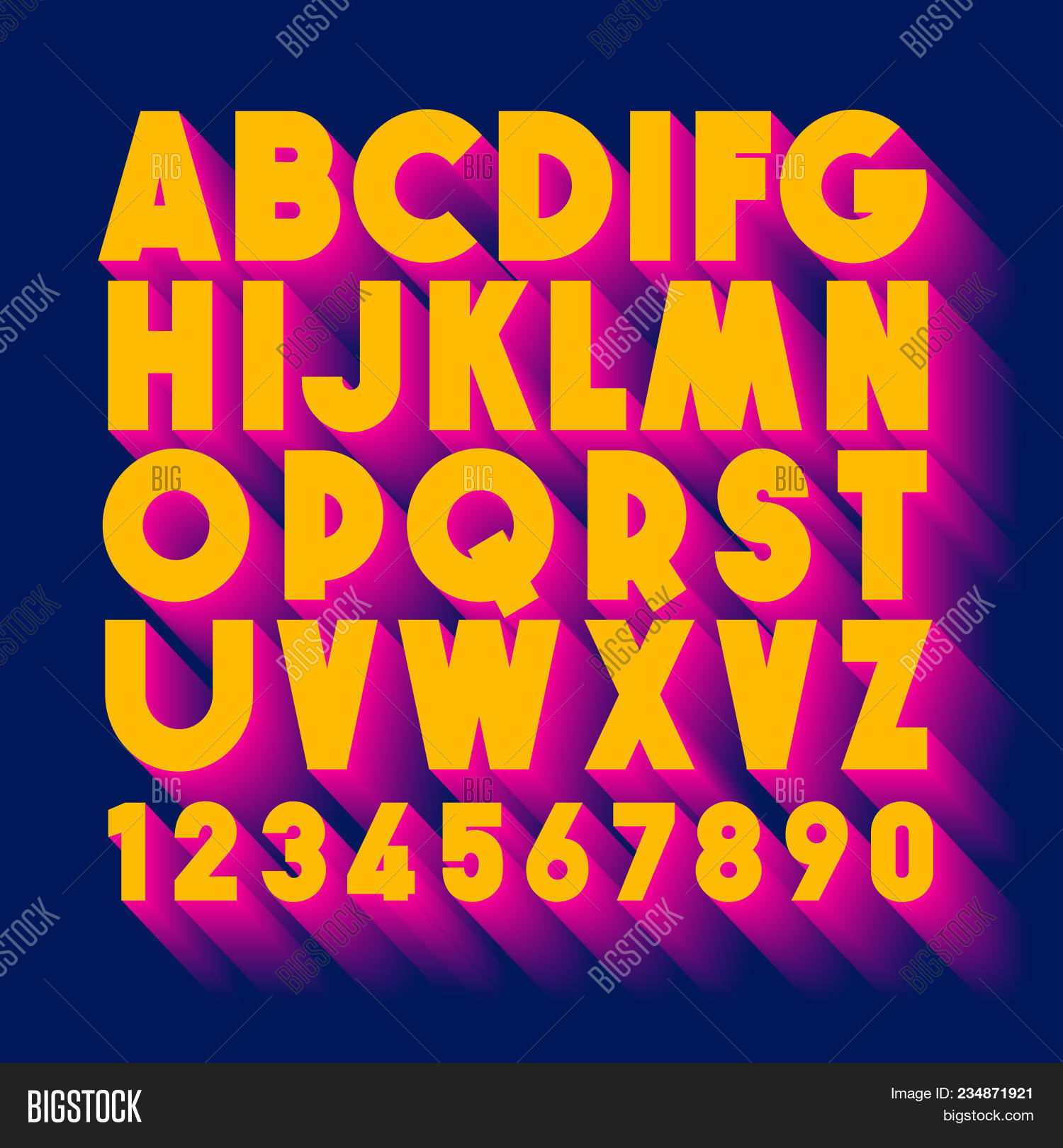 3d,abstract,alphabet,background,bold,color,colorful,creative,decorative,design,education,font,geometry,graphic,kids,letter,orange,perspective,pink,poster,psychedelic,school,set,shadows,sign,style,symbol,text,type,typographic,typography,vector,word