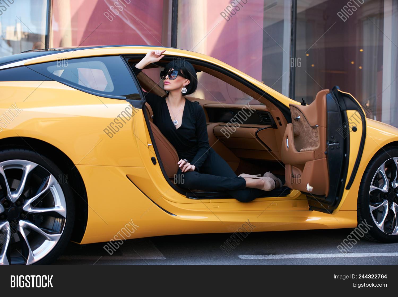 attractive  auto  automobile  beautiful  beauty  black  bodysuit  brunette  ... 1c9f213f9
